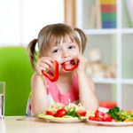 How to get kids to eat healthy research